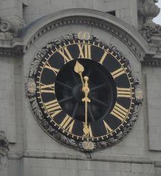 London, England Time, reloj