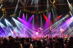 Maroon 5 perform at Night to Nurture, 2014 , in Toronto.   #maroon5 #adamlevine