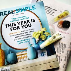 The Juice Beauty USDA Organic Lip Moisturizer was featured in the Real Simple road test for winning best natural lip treatment.