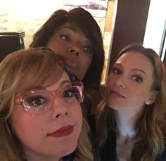 BTS The Storm from Kirsten Vangsness Crminal Minds, Kirsten Vangsness, Aj Cook, Criminal Minds Cast, Best Shows Ever, It Cast, Lady, Instagram Posts, Pretty
