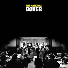 The National : Sound : Boxer CD/LP