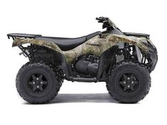 New 2016 Kawasaki Brute Force 750 4x4i EPS Camo ATVs For Sale in Texas. 2016 Kawasaki Brute Force 750 4x4i EPS Camo, 2016 Kawasaki Brute Force® 750 4x4i EPS Camo THE KAWASAKI DIFFERENCE A true outdoorsman needs a big-bore machine willing to track deeper and go further and the Brute Force® 750 4x4i EPS Camo ATV can tackle the wilderness and its most tumultuous terrain. Features May Include: 749cc liquid-cooled, 90-degree V-Twin, DFI® four-stroke w/ electric start Electric Power Steering (EPS)…