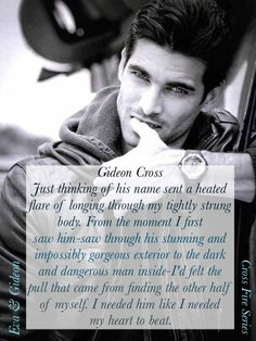 Crossfire series quote