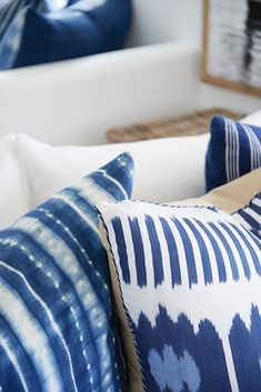 High on the mountainside overlooking Plettenberg Bay lagoon, Indigo House commands a spectacular view and boasts signature indigo, white and wood interiors. Family Photo Props, Family Photos, Flower Hair Band, Home Comforts, Wood Interiors, Rental Property, South Africa, Indigo, Photoshoot