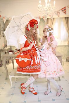 Found on ameblo.jp via Tumblr #lolita #lolitafashion #sweetlolita