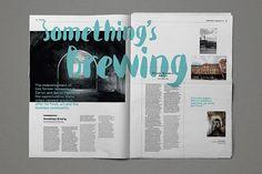 Afbeeldingsresultaat voor magazine design inspiration