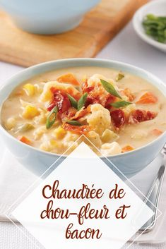 Canadian Food, Cheeseburger Chowder, Bacon, Curry, Food And Drink, Keto, Favorite Recipes, Breakfast, Gratin