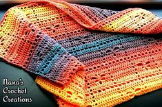 "Ravelry: Nana's ""Square Dancing Dragonflies"" pattern by D Maunz"