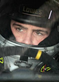 Jimmie Johnson eyes of a champion!