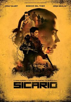 Watch Sicario Full Movie Online