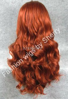 red wigs for black women | ... Synthetic Hair Lace Front Wig For African/ Black Women, $53.0 | DHgate