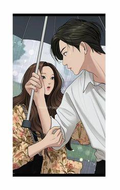 Girl Cartoon Characters, Cartoon Art, Real Beauty, True Beauty, Aesthetic Art, Aesthetic Anime, Suho, Dp Photos, Realistic Drawings