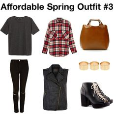 Affordable Spring Outfit #3 by afashionweirdo on Polyvore
