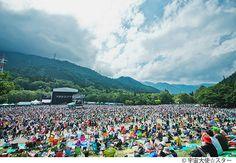 『FUJI ROCK FESTIVAL '16』の開催日程が明らかに
