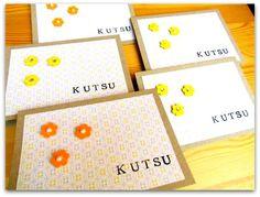 Kesäinen kutsukortti | Juhlamielellä Cards, Maps, Playing Cards