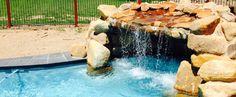 Custom Rock Water Cave