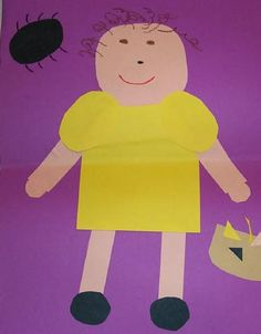 TLC Little MIss Muffet Photo and other nursery rhyme crafts