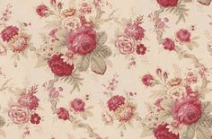 Waverly Rose Wallpaper | ... rose rose pattern number 570870 collection waverly lifestyles classic