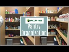 DOLLAR TREE DIY | PANTRY ORGANIZATION | 2018  Video  Description HUGE GROCERY HAUL | WINTER 2018 Vlog Channel:  Ham, Egg, Cheese Croissant Recipe:  French Toast Recipe:  Fried Chicken Recipe:  Corn Dip Recipe:  Aroz Con Pollo:  Strawberry Cheese Danish:  Want more Shop With Me's? More videos b...