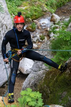 How did you do the last Rappeling on the canyoning tour?😁 Abseiling, Julian Alps, Night Scenery, Rappelling, Ice Climbing, High Jump, Extreme Sports, Slovenia, Water Sports