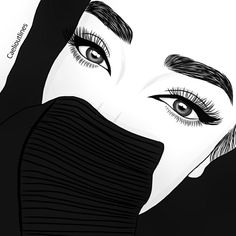 Find images and videos about art и outline on we heart it - the app to get Tumblr Girl Drawing, Tumblr Sketches, Tumblr Drawings, Girly Drawings, Art Drawings Sketches, Tumblr Outline, Outline Art, Girl Outlines, Watercolor Face