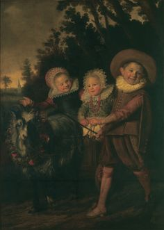 Here we see a pretty cool Baroque art wallpaper. It shows three kids painted by Frans Hals. Johannes Vermeer, Rembrandt, Dutch Artists, Great Artists, List Of Paintings, Renaissance Kunst, Baroque Art, Dutch Golden Age, Dutch Painters