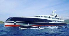 72.8M #superyacht 'Predator' from @feadship  #Superyacht #TSYL #VIP #Luxury #luxuryyachting #luxurious #yachtlife #VIP #yachtweek #yachtlife #yachting #yacht #yachts #superyachts ##superyacht #superyachtlifestyle #superyachtlife #luxuryyachts by thesuperyachtlife