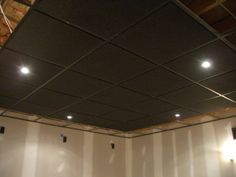 cool dropped ceiling tiles - Google Search