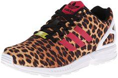 Adidas Zx Flusso Donna Leopardo Carino Moda Pinterest Adidas