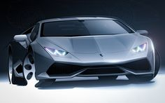 Lamborghini Huracan by Bostaddesign on DeviantArt