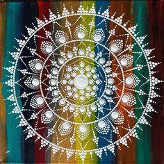 12x12 #dot #dotworktattoo #mandalatattoo #mandala #mandalas #mandalaart #dotart #painting #art #handmade #wellness #decor #homedecor #paintings #dotmandala #mandaladotwork #instaart #instaartist #acrylicpainting #acrylics #handmadeart #meditation #peace #crafts #craft #colors #color #beautifulhomes #home #pointillism