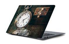 Naklejka na laptopa - Stary zegar 4672