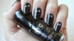LifeBeautyStyle: Nail-art: Halloween Spook