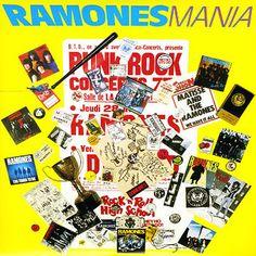Ramones Mania - cassette