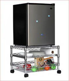 Microwave Cart Black Room Essentials In 2019 Dorm
