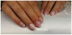 Elegant french nails