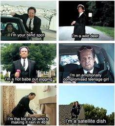 Mayhem. My favorite commercials. -E