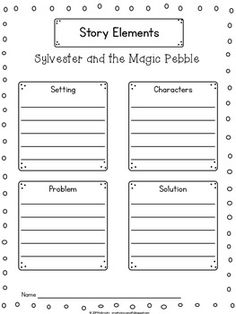 Printables Sylvester And The Magic Pebble Worksheets sylvester and the magic pebble worksheets vintagegrn
