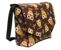 Hoot Hoot Owl Bag