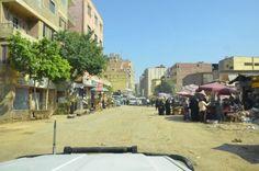 Au Caire pour régler nos soucis de séjour