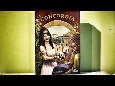 Concordia - Boardgame Review #33