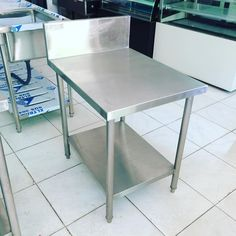 Stainless steel burner stand with bottom shelf 76 x 57 x 76 cm available here or contact us at 09435333291 (032) 4957828 www.mrmetalcorp.com #cebu #food #stainlesssteel #kitchen #cooking #culinary #catering #restaurant #foodbusiness #foodservice #commercialkitchen