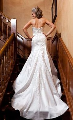 Christina Wu: buy this dress for a fraction of the salon price on PreOwnedWeddingDresses.com