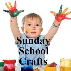 Kids love creating arts and crafts during Sunday school or Bible school! There are many Christian and religious craft kits to use for Sunday school...