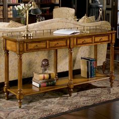 Found it at Wayfair - Masterpiece Console Table