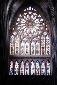 Cathédrale Saint Etienne  Metz France