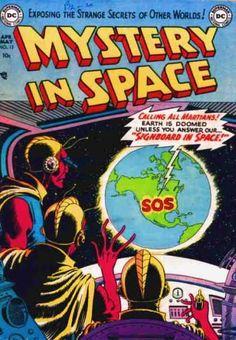Secrets - Alien - Martians - Earth - Spaceship