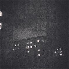 #noir #russia #night #winter