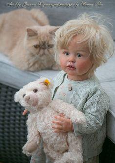 REBORN BABY PROTOTYPE TODDLER ARIEL BY JOANNA KAZMIERCZAK BY MARINA BLUE IIORA