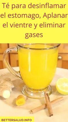 Algo bueno para desinflamar el vientre
